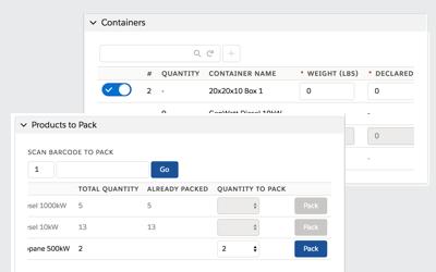 Salesforce and DHL Express Shipping API Integration