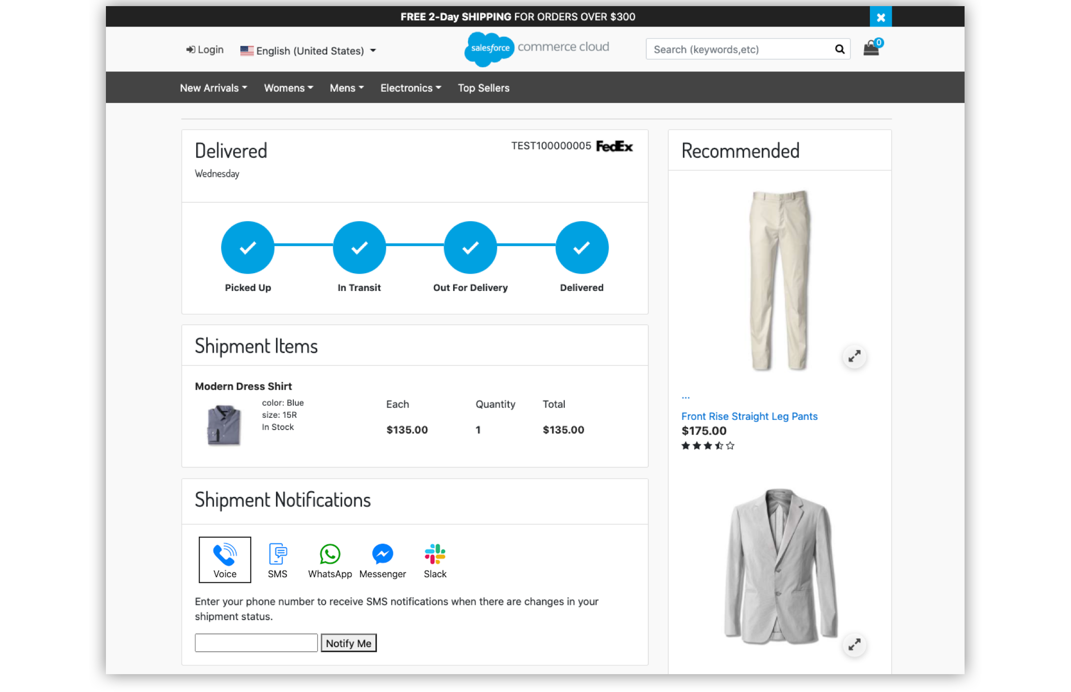 Salesforce Shipping Integration Zenkraft