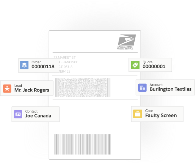 USPS for Salesforce - Shipping, Tracking, Pickups and Rating